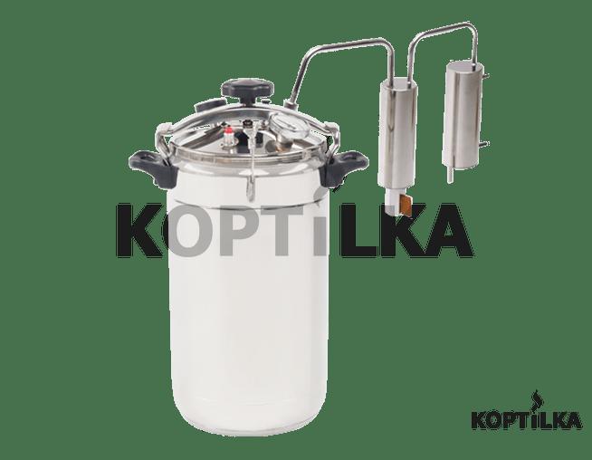 Автоклав для домашнего консервирования он же самогонный аппарат как из подручных средств сделать самогонный